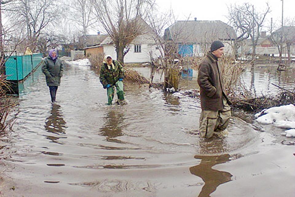 На 1,5 м підніметься рівень води у річках