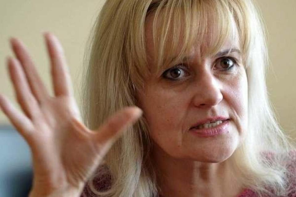 Фарион в шоке: одесский журналист посмел общаться с ней по-русски!