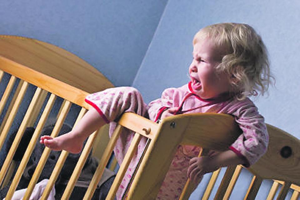 Почему вечером ребенок капризничает