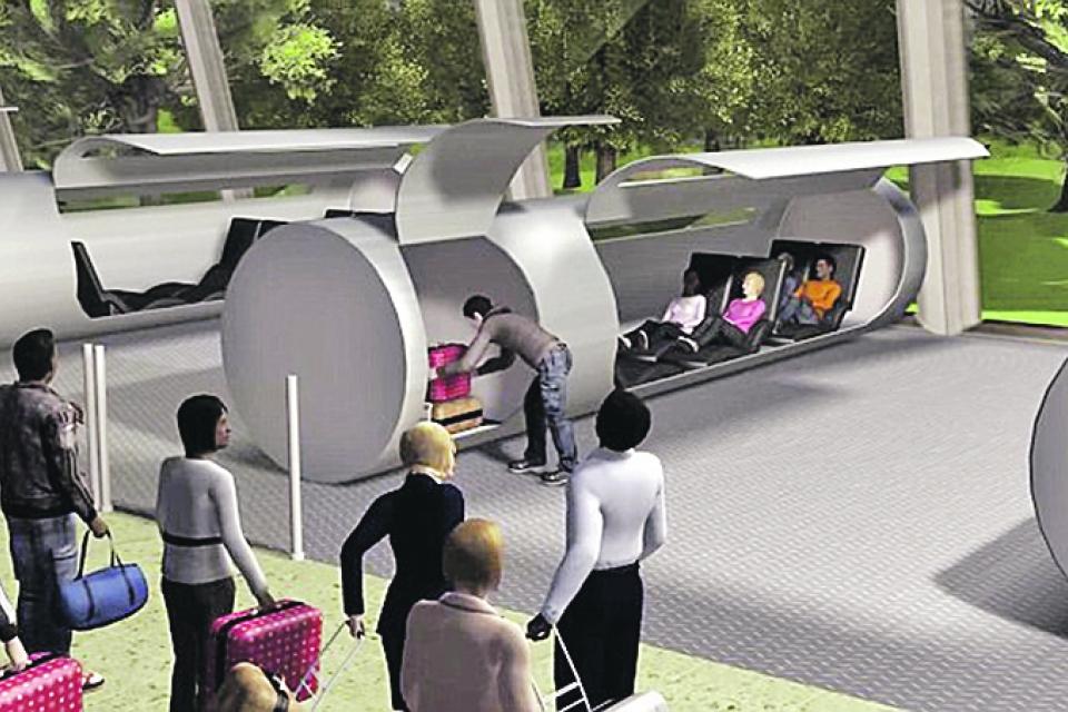 В США разработали сверхзуковой трубопроводный пассажирский транспорт