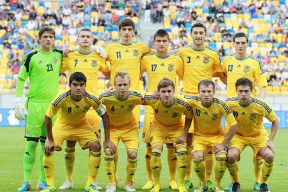 сборная украины по футболу молодежная
