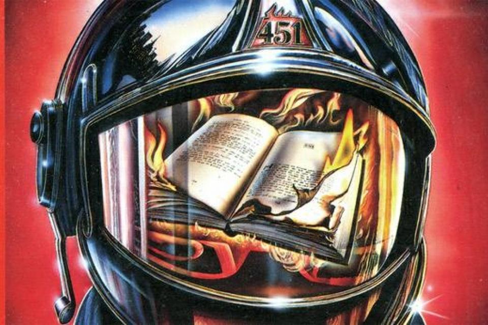 Легендарному роману «451 градус по Фаренгейту» исполняется 60 лет ...