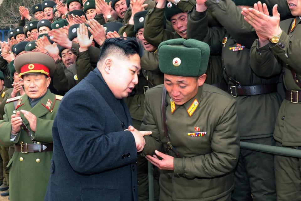 Порно северная кореея