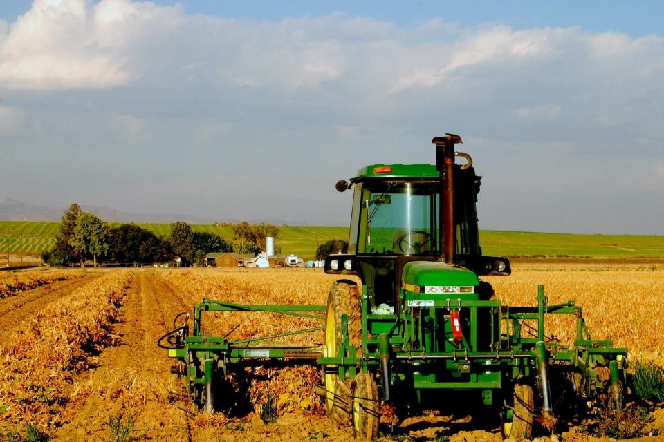 Белорусские аграрии сократили объем сельхозпроизводства