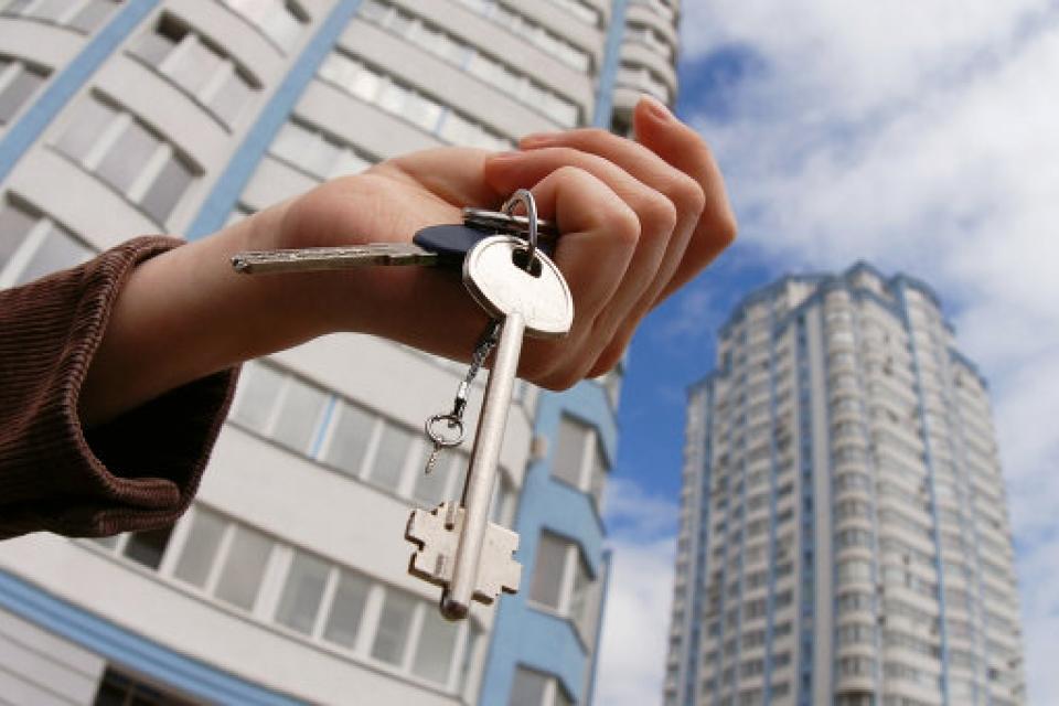 Фото ключи от квартиры