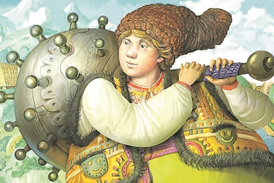 Герои украинских сказок картинки