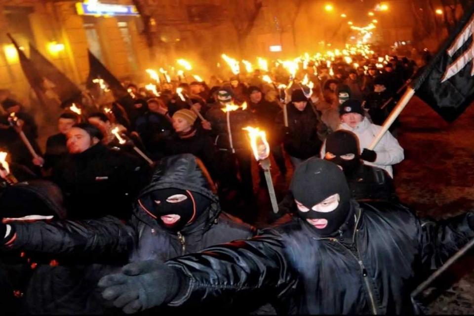 1 января на Майдане Незалежности и Крещатике пройдет марш в часть Бандеры