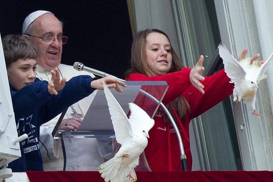Папа Римский должен указать Путину на его лицемерие, - посол Украины в Италии - Цензор.НЕТ 7572