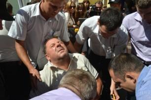 Задержанный за взяточничество начальник Управления ГАИ в Полтавской области попал в больницу - Цензор.НЕТ 9939