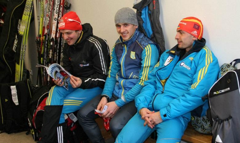 Биатлон кубок мира 20162017  biathloncomua