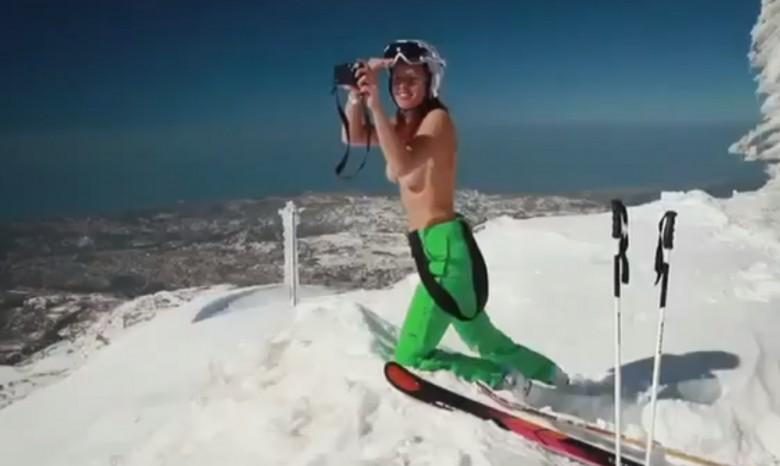 секс лыжниц чемпионов мира-ши1