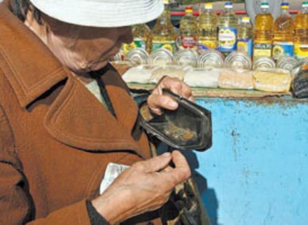 Часть украинцев оставят без пенсии не заработали