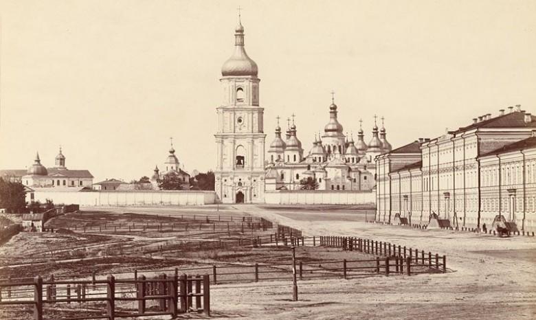 Каким был Киев 150 лет назад (фотопрогулка)