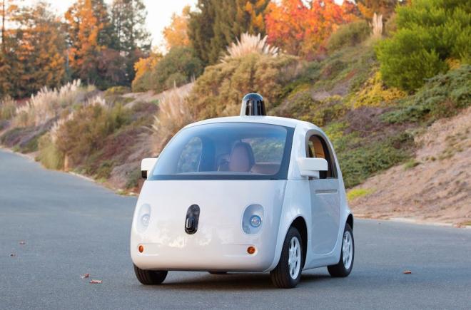 Google выпускает беспилотный автомобиль