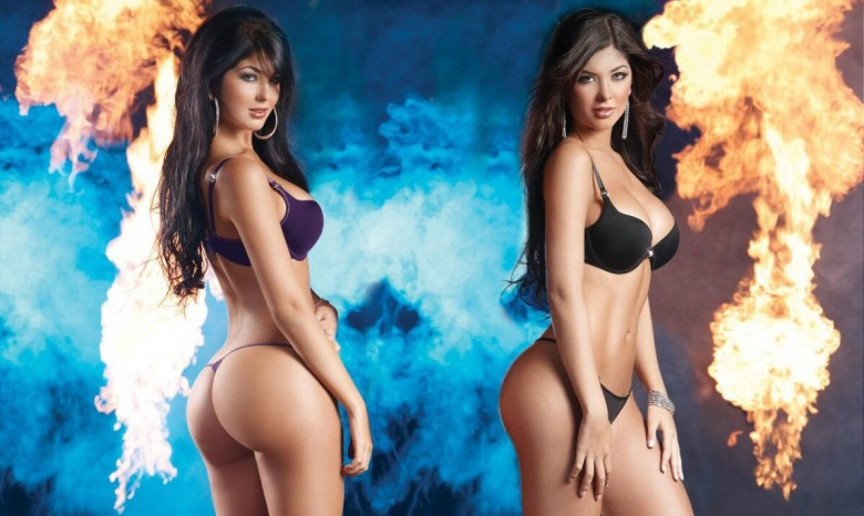 Самые самые красивые девушки в россии голые