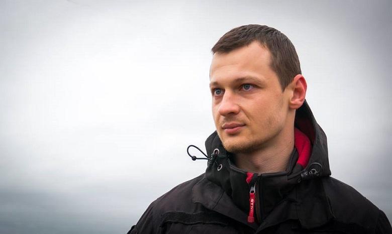 Наволю вышел руководитель «Азов-Крым» Станислав Краснов