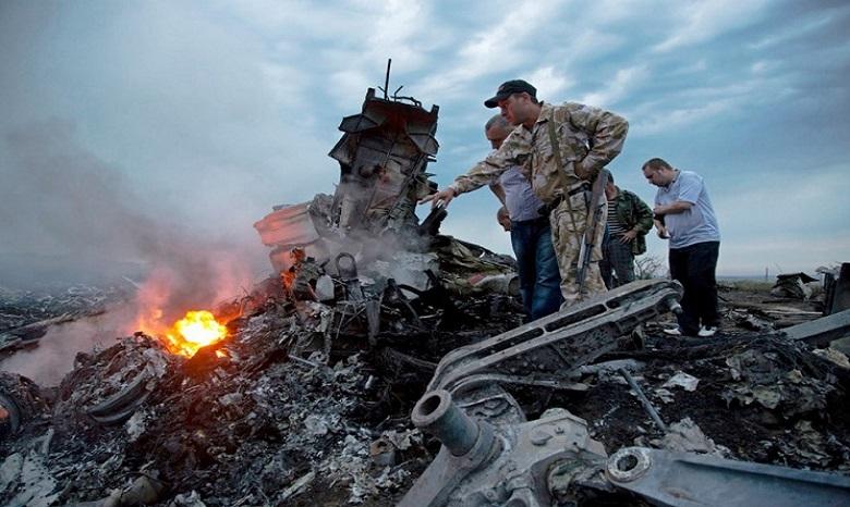 Захарова прокомментировала доклад следственной группы окрушении Boeing наУкраине