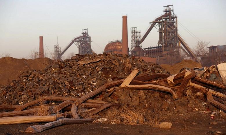 Рада установила нулевую ставку ввозной пошлины наимпорт лома чёрных металлов