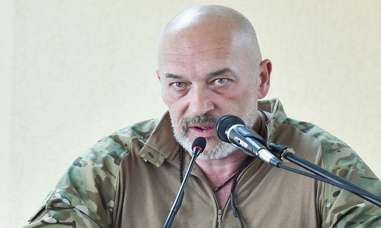Тука: отвод войск некоснется населенных пунктов