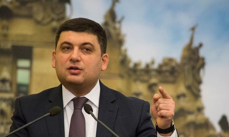 Гройсман: Сегодня сделаем 1-ый шаг кнормальной оплате труда украинцев