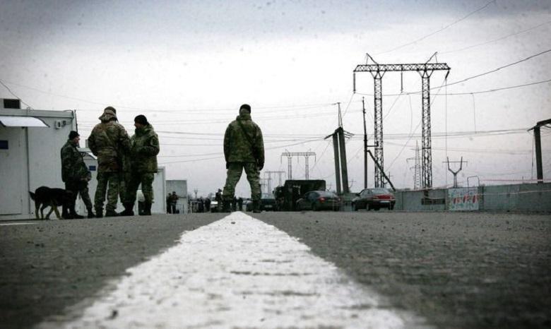 «ДНР» как ипрежде непропускает людей врайоне КПВВ «Гнутово»