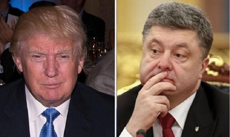 Климкин: МИД работает над подготовкой встречи Порошенко сТрампом