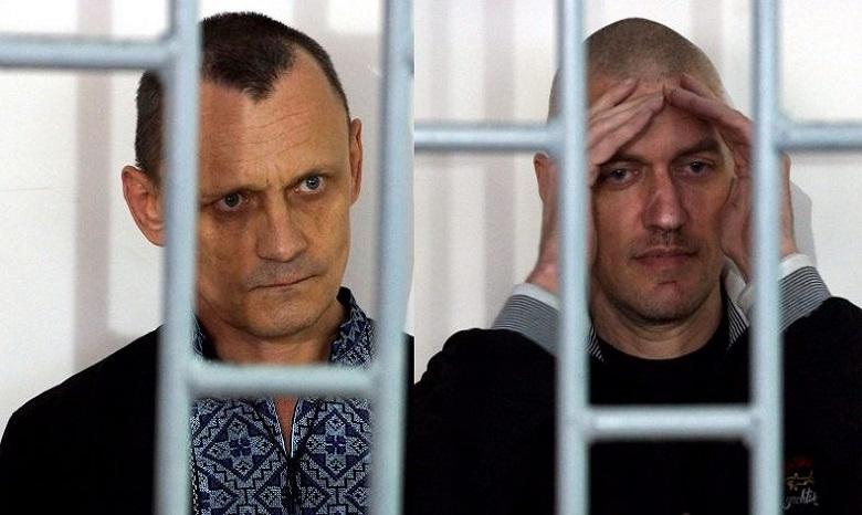 Узники Кремля Карпюк иКлых передали документы для подготовки иска вЕвросуд