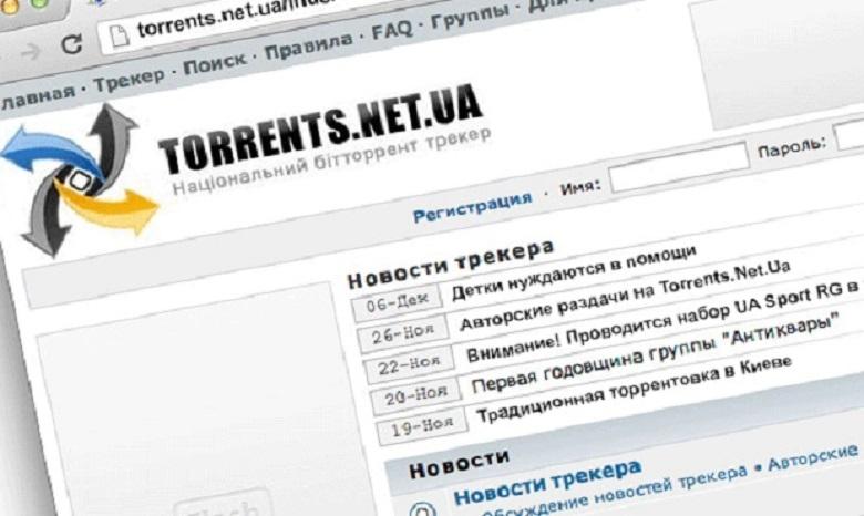 Вгосударстве Украина закрылся крупнейший торрент-трекер