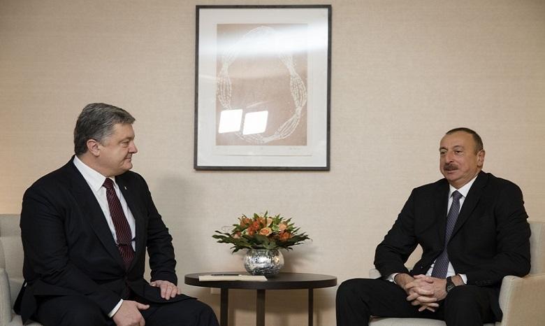 Алиев: инвестиции Азербайджана в Украинское государство достигли 200 млн долларов