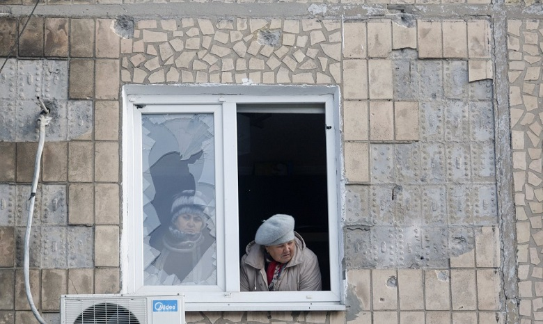 Врайоне Авдеевки объявили «режим тишины»