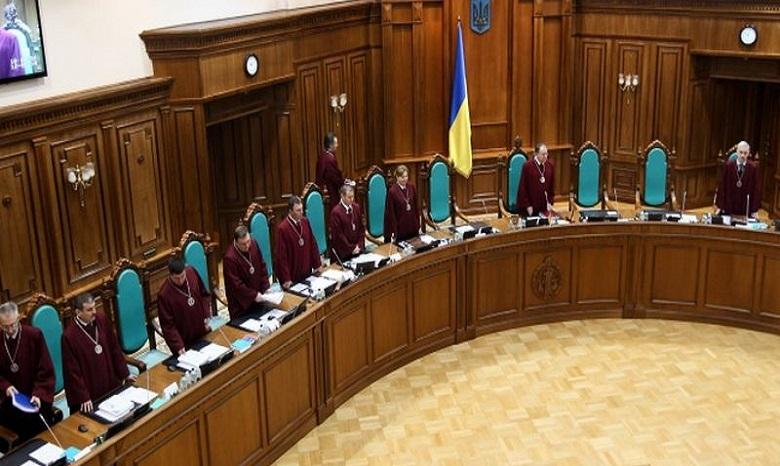 Исполняющего обязанности председателя КСУ определят сегодня на особом  совещании  - pr-служба
