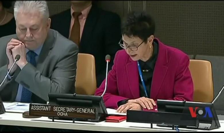 Вмире забыли обукраинском гуманитарном кризисе,— заместитель генсека ООН