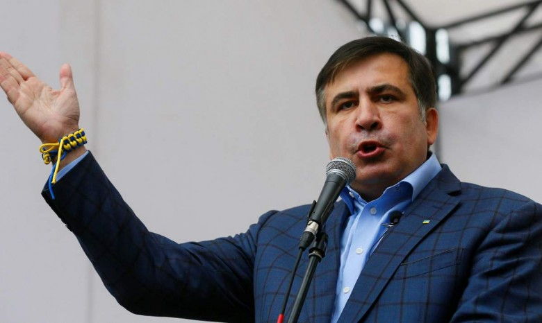 Саакашвили собрался свергнуть Иванишвили доконца года