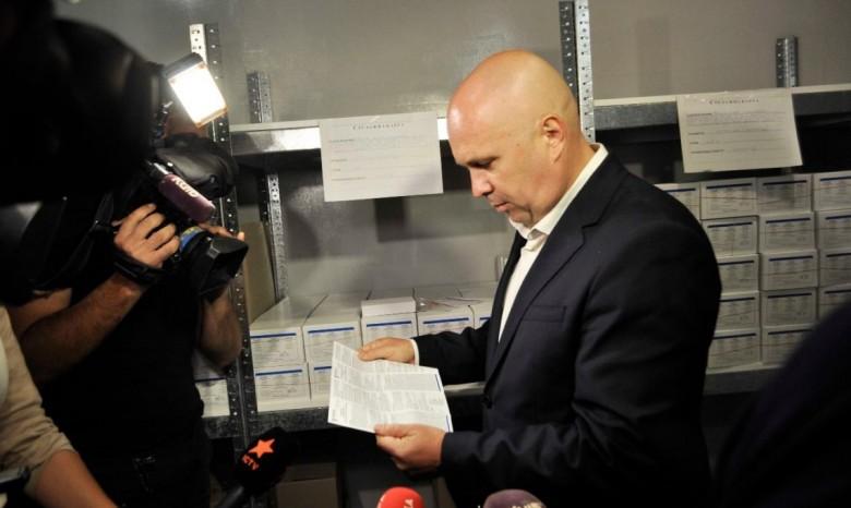 Гендиректору «Укрвакцины» сообщили оподозрении врастрате 1,5 млн грн