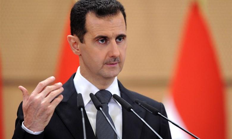 Башар Асад внесен в информационную базу сайта «Миротворец»