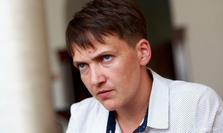 «Наде— волю!» Намайдане вКиеве проходят митинги вподдержку Савченко