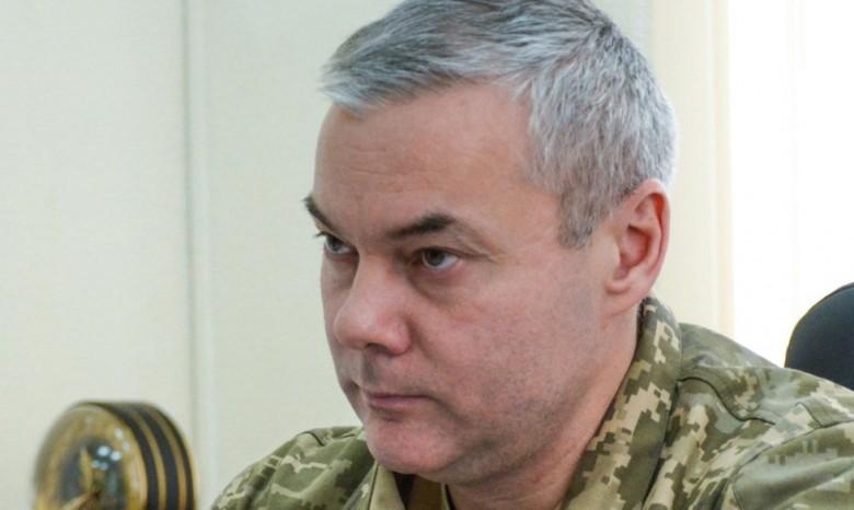 Генерал Наев назвал главное отличие Операции объединенных сил от АТО