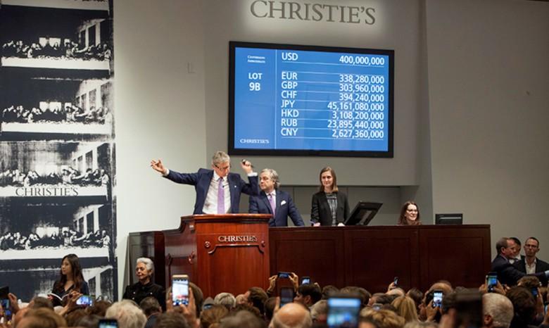 Картину Малевича продали нааукционе Christie's за $85 млн