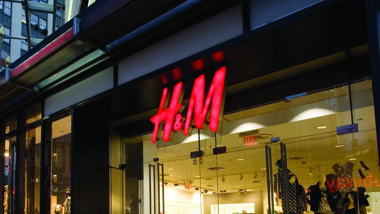 H&M назвал дату открытия первого магазина вгосударстве Украина